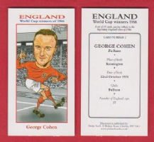 England George Cohen Fulham